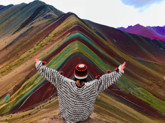 AUSANGATE RAINBOW MOUNTAIN