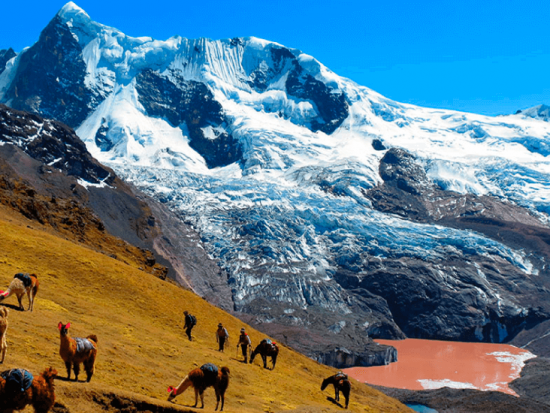 AUSANGATE TREK CLASSIC 5 DAYS 4 NIGHTS