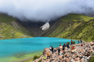 SALKANTAY TREK 4 DAYS - HUMANTAY