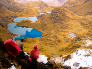 LARES TREK TO MACHU PICCHU 4 DAYS