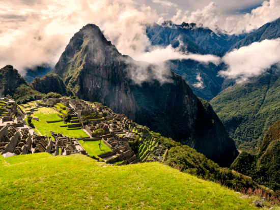 choquequirao trek to machu picchu 7 days