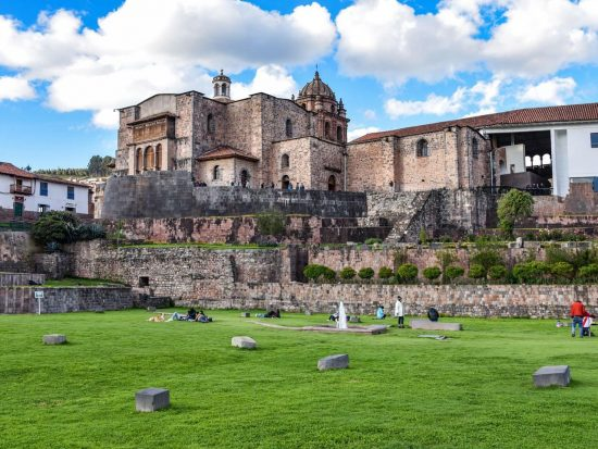 Cusco City Tour: Sacsayhuaman, Qoricancha, Catedral